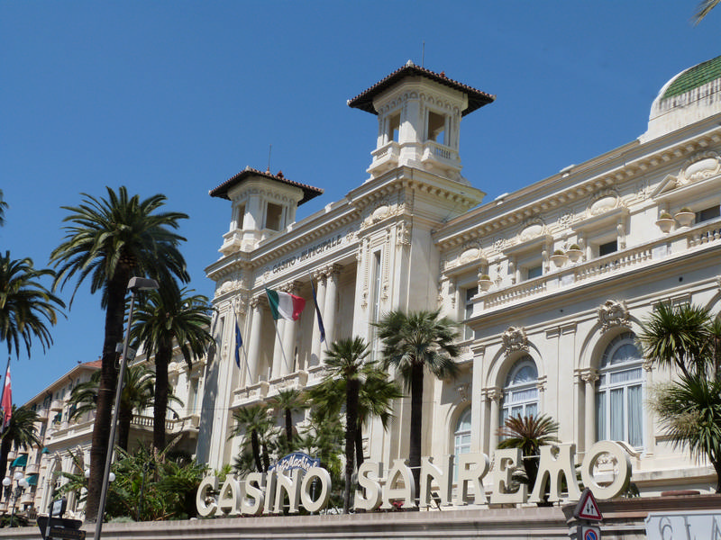 San remo casino online crystal palace resort & casino