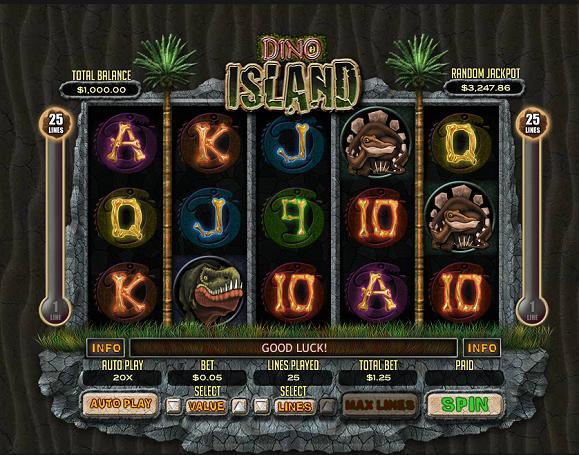 Bovada Slot Machine